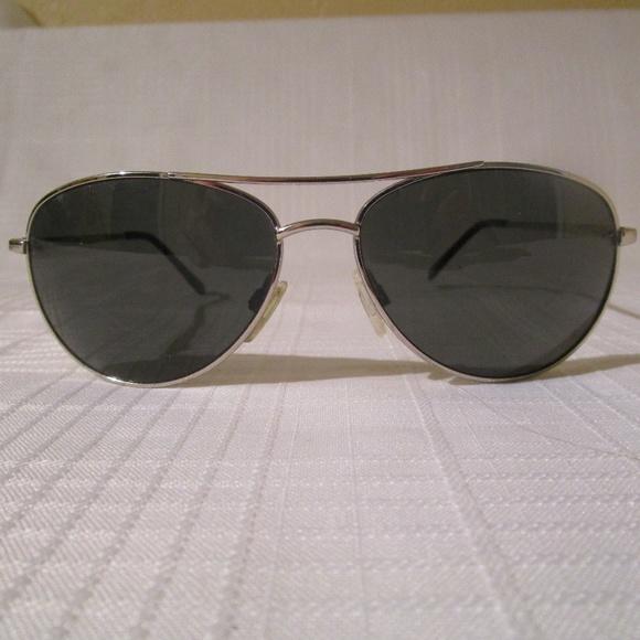 d790fd5e1a8 Suncloud Patrol Sunglasses-Silver frame